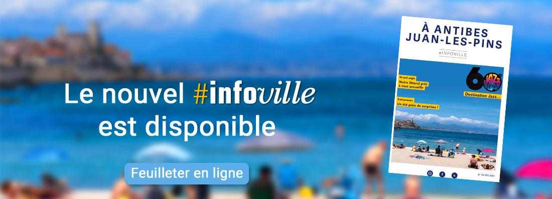 Infoville n° 76 - Été 2021