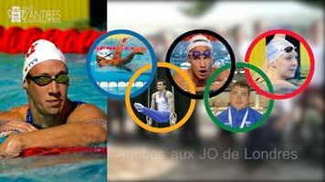Les sportifs Olympiques